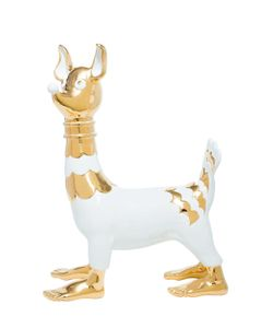 MATTEO CIBIC | Limit.Ed Luky Dog Ceramic Figurine