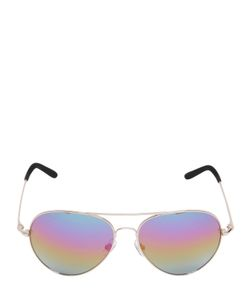 Matthew Williamson   Metal Aviator Sunglasses