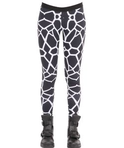 MAUNA KEA | Printed Neoprene Leggings
