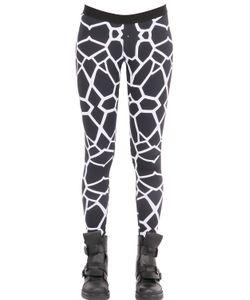 MAUNA KEA | Printed Neoprene Leggings