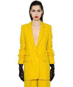 Max Mara | Alpaca Wool Silk Casentino Jacket