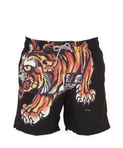 Mc2 Saint Barth | Ed Hardy Barbados Tigerman Swim Shorts