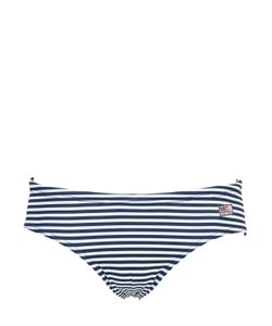 Mc2 Saint Barth | Cayo L6 Striped Swim Briefs