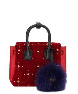 MCM | Mini Milla Velvet Shoulder Bag