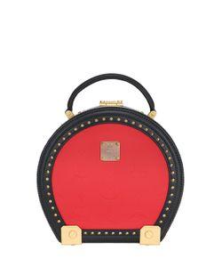 MCM | Berlin Faux Leather Top Handle Bag