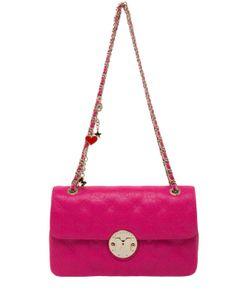 METROCITY | F4e Limit.Ed Leather Shoulder Bag