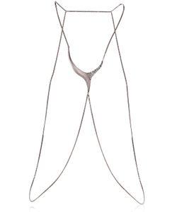 MIA D'ARCO | Body Chain With Swarovski