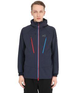 MILLET   Trilogy Storm Wool Hooded Jacket