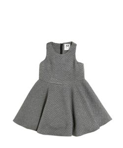 MILLY MINIS | Quilted Flared Dress