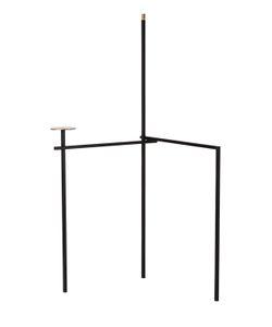 MINGARDO | Asse Z Brass Metal Valet Stand