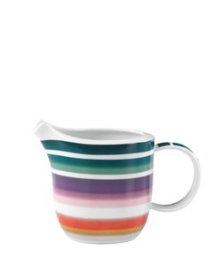 MISSONI BY RICHARD GINORI 1735 | Zig Zag Collection Porcelain Creamer