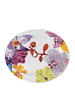 MISSONI BY RICHARD GINORI 1735 | Oval Porcelain Platter