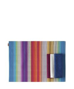 MISSONI BY RICHARD GINORI 1735 | Margherita Collection Set Of 2 Placemats
