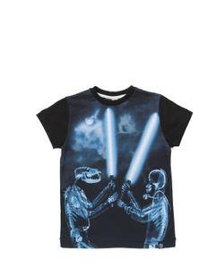 Molo | Rexo Printed Cotton Jersey T-Shirt