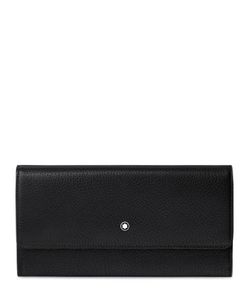Mont Blanc | Meisterstück Soft Grained Long Wallet