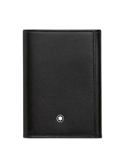 Mont Blanc | Bch Trifold Leather Wallet