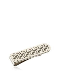 MONTEGRAPPA | Cutout Stainless Steel Money Clip