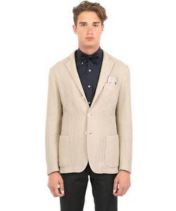 Montezemolo | Cotton Tricot Jersey Jacket