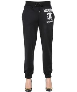 Moschino | Tools Cotton Blend Jersey Jogging Pants