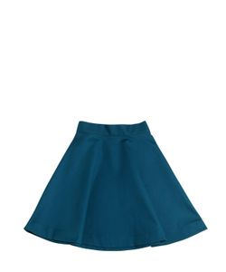 MOTORETA | Carlota Cotton Canvas Round Skirt
