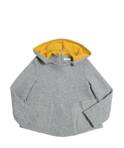 MOTORETA | Hooded Heavy Jersey Sweatshirt
