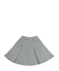 MOTORETA   Heavy Jersey Skirt