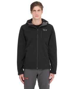 MOUNTAIN HARDWARE | Fairing Hooded Softshell Jacket