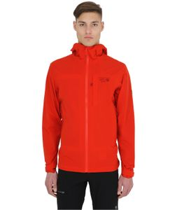 MOUNTAIN HARDWARE | Stretch Ozonic Nylon Jacket