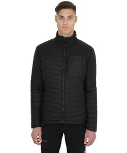 MOUNTAIN HARDWARE | Thermostatic Nylon Ripstop Zip Jacket