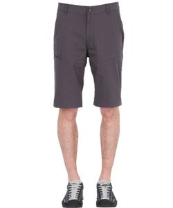 MOUNTAIN HARDWARE | Hardwear Stretch Cotton Blend Shorts