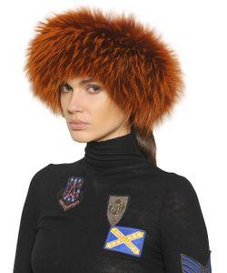 MR & MRS Italy | Murmansky Fur Headband