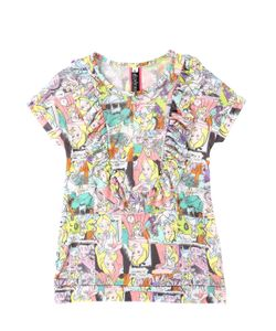 MUCHACHA | Alice Printed Tencel T-Shirt