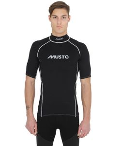 MUSTO | Uv Stretch Rash Guard Short Sleeve Top