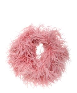 NANÀ FIRENZE | Feather Boa Collar