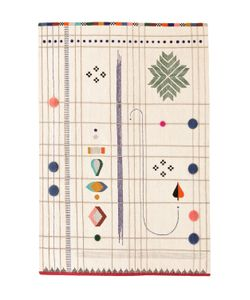 NANIMARQUINA | Rabari 1 Wool Rug
