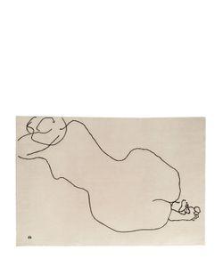 NANIMARQUINA | Figura Humana 1948 Wool Rug