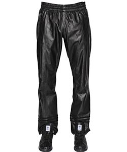 ADIDAS ORIGINALS BY NEIGHBORHOOD | Straight Leather Pants