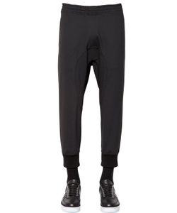 Neil Barrett | Mini Pinstripe Tech Wool Gabardine Pants