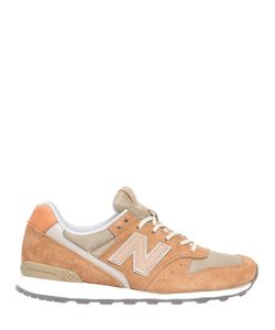 New Balance | 996 Suede Mesh Sneakers
