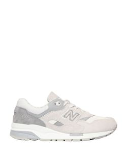 New Balance | 1600 Limit.Ed Suede Mesh Sneakers