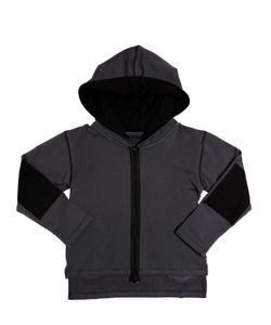 New Generals | Asymmetric Organic Jersey Sweatshirt