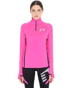 NEWLINE | Warm Fleece Running Sweatshirt