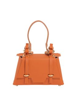 NIELS PEERAER | Winged Sister Leather Top Handle Bag