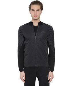 Nike | Tech Knit Varsity Jacket