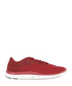 Nike   Free Hypervenom Mesh Sneakers