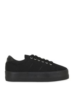 No Name | 40mm Plato Canvas Platform Sneakers