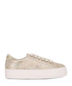 No Name | 40mm Plato Metallic Platform Sneakers