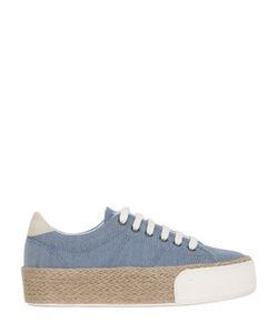 No Name | 40mm Sunset Canvas Rope Sneakers