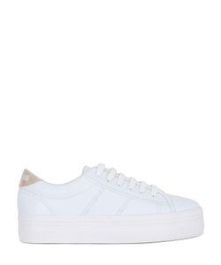 No Name | 40mm Plato Nappa Platform Sneakers