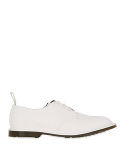 NORSE PROJECTS X DR.MARTENS | Steed 3-Eye Suede Derby Lace-Up Shoes